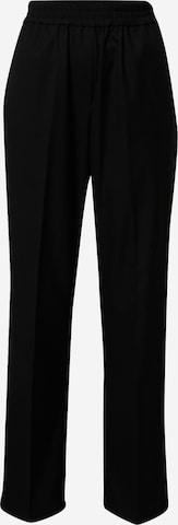 Pantaloni cu dungă 'Zoe' de la LeGer by Lena Gercke pe negru