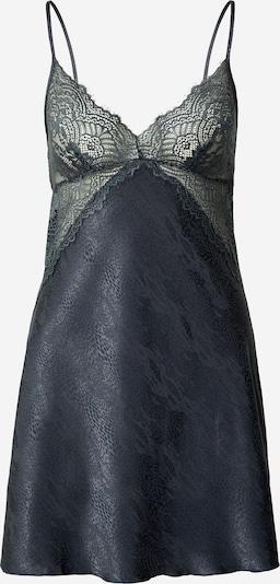 LingaDore Koszula nocna 'Chemise' w kolorze ciemnoszarym, Podgląd produktu