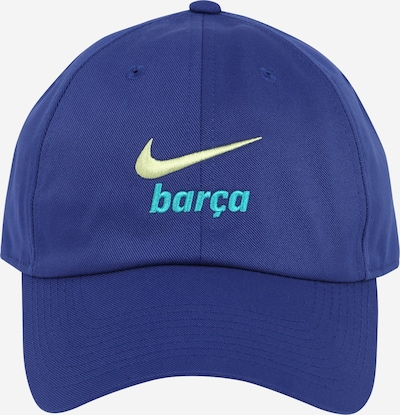 NIKE Sports cap 'BLAUGDI' in Aqua / Royal blue / White, Item view