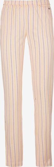 s.Oliver Pyjamahose in dunkelblau / gelb / rosa / weiß, Produktansicht