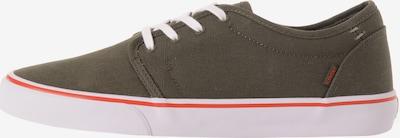 ELEMENT Sneaker in grün / rot / weiß, Produktansicht