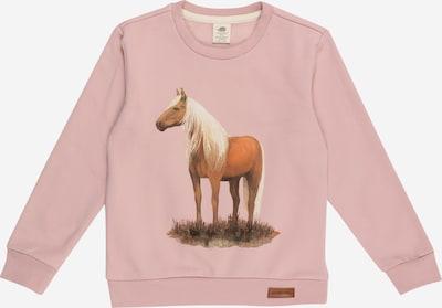 Walkiddy Sweatshirt in mischfarben / rosa, Produktansicht