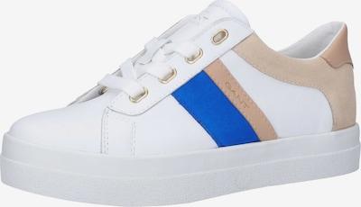 GANT Sneaker in blau / weiß: Frontalansicht