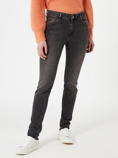 Part Two Jeans 'Alice' in dunkelgrau, Modelansicht