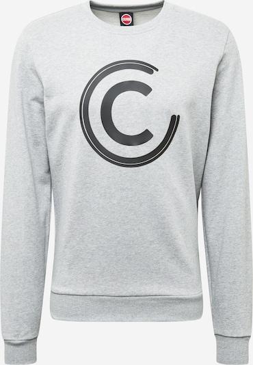 Colmar Collegepaita värissä meleerattu harmaa / musta: Näkymä edestä