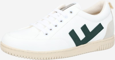 Flamingos' Life Sneakers low 'ROLAND V.3' in Dark green / White / Egg shell, Item view