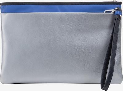 DuDu Portemonnaie 'Lampedusa' in blau / silber, Produktansicht