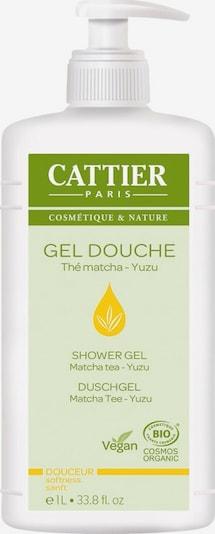 Cattier Duschgel 'Matcha Tee-Yuzu' in transparent, Produktansicht