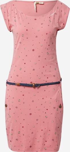 Ragwear Zomerjurk in de kleur Navy / Bruin / Donkergrijs / Pink / Wit, Productweergave