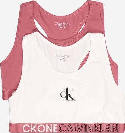 Calvin Klein Underwear BH in rosé / schwarz / weiß, Produktansicht