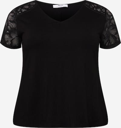 ABOUT YOU Curvy T-Krekls 'Sarah', krāsa - melns, Preces skats