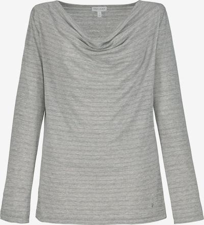 Gina Laura Shirt in silbergrau, Produktansicht