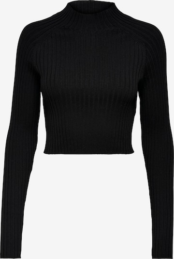 ONLY Sweter 'Ella' w kolorze czarnym, Podgląd produktu