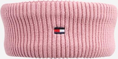 TOMMY HILFIGER Stirnband in navy / rosa / rot / weiß, Produktansicht