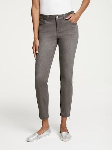 heine Jeans in Grijs