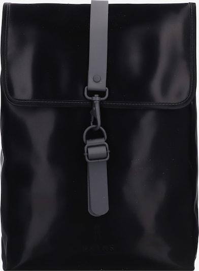 RAINS Rucksack in anthrazit / schwarz, Produktansicht