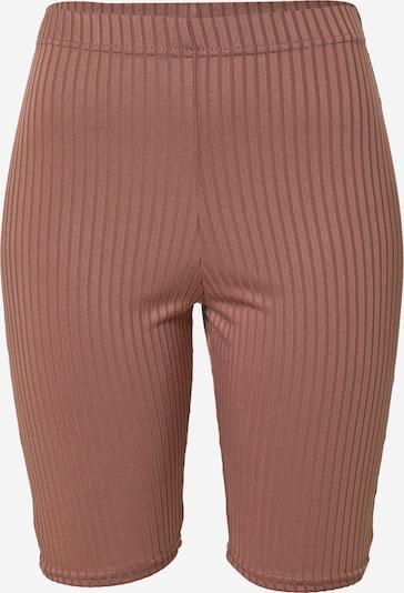 Pantaloni 'JENNY' Femme Luxe pe maro, Vizualizare produs