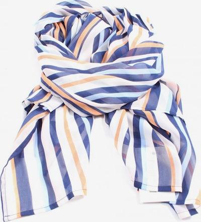 mint&berry Sommerschal in One Size in blau / hellorange / weiß, Produktansicht