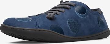 Chaussure à lacets CAMPER en bleu