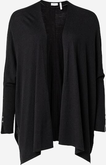 s.Oliver BLACK LABEL Cape in schwarz, Produktansicht