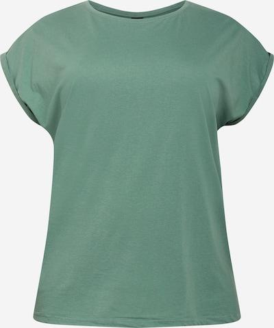 Urban Classics Curvy Shirt in pastellgrün, Produktansicht