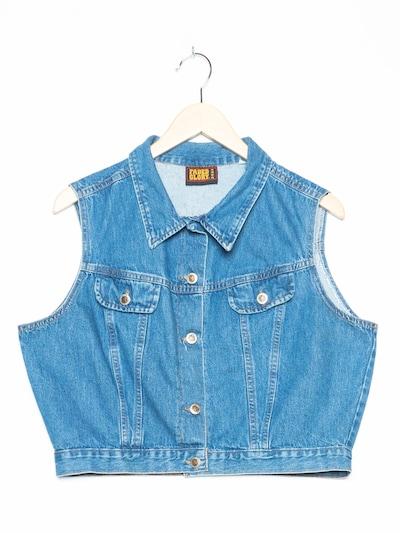Faded Glory Jeansweste in XL-XXL in blue denim, Produktansicht