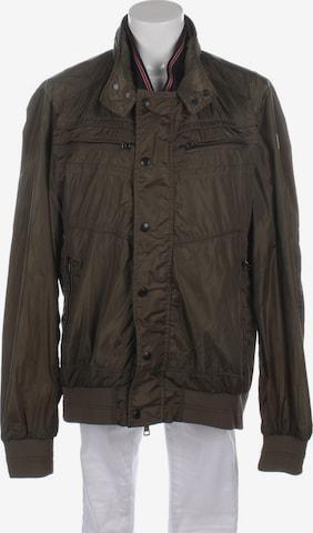 MONCLER Jacket & Coat in XXXL in Green