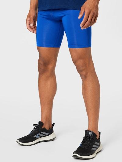 ADIDAS PERFORMANCE Športové nohavice - modrá / sivá, Model/-ka