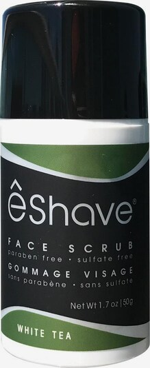 ê Shave Gesichtspeeling in weiß, Produktansicht