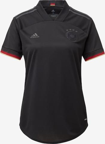 ADIDAS PERFORMANCE Spordisärk 'DFB Away EM 2021', värv must