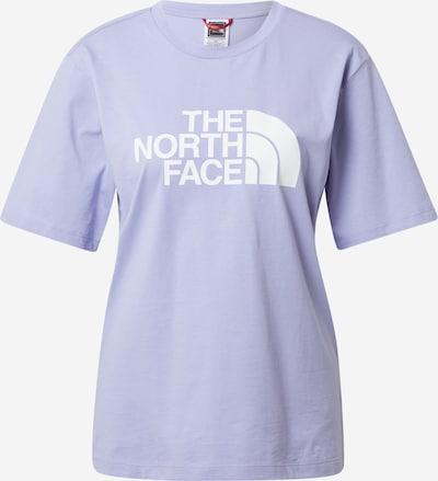 THE NORTH FACE T-Shirt in flieder / weiß, Produktansicht