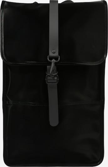 RAINS Mochila en negro, Vista del producto