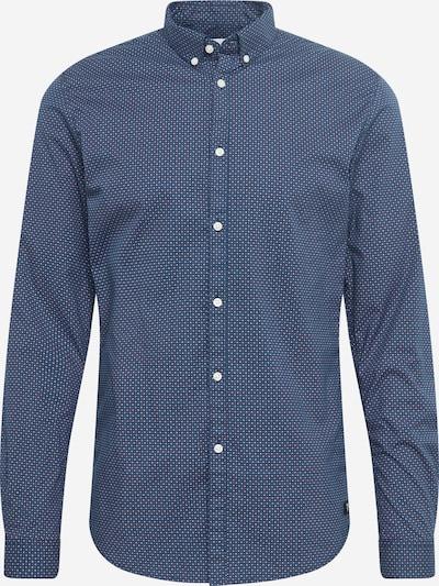 Marškiniai iš TOM TAILOR DENIM, spalva – tamsiai mėlyna / azuro spalva / rožinė, Prekių apžvalga