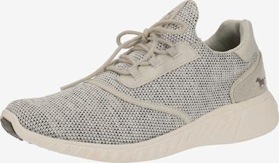 MUSTANG Sneaker in grau: Frontalansicht