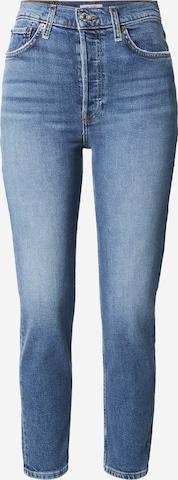 RE/DONE Jeansy '-90S' w kolorze niebieski
