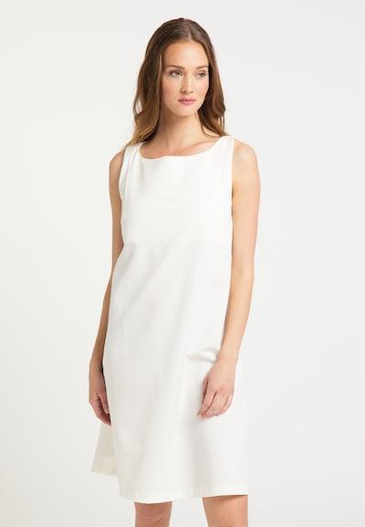 usha WHITE LABEL Kleid in weiß, Modelansicht