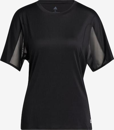 ADIDAS PERFORMANCE T-Shirt in schwarz / weiß, Produktansicht
