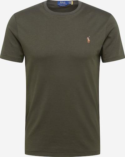 Maglietta POLO RALPH LAUREN di colore marrone / cachi, Visualizzazione prodotti