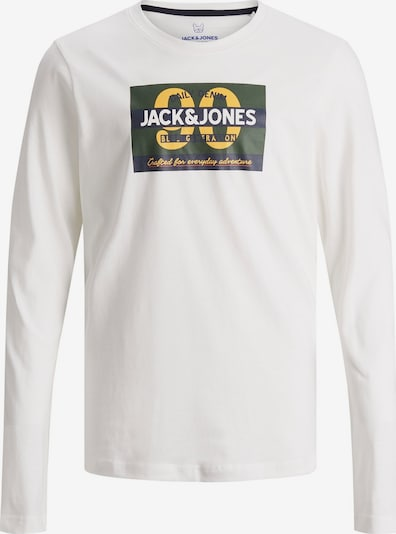 Jack & Jones Junior Shirt in weiß, Produktansicht