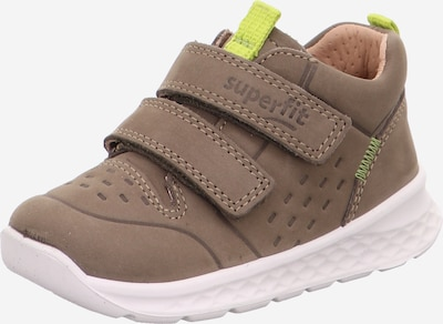 SUPERFIT First-step shoe 'BREEZE' in Brown / Light green, Item view