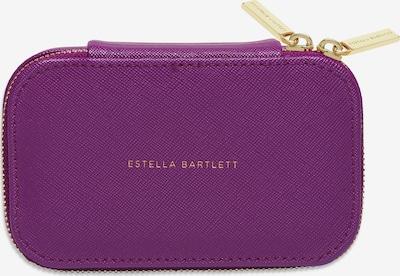 Estella Bartlett Organizador de joyas en lila, Vista del producto