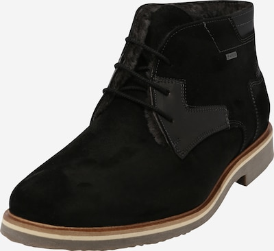 LLOYD Kotníkové boty - šedobéžová / černá, Produkt