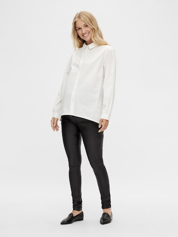 MAMALICIOUS Jeans 'Antos' in Zwart