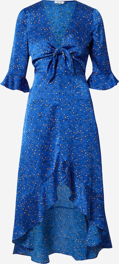 Chi Chi London Kleid 'Mira' in blau / kobaltblau / apricot, Produktansicht