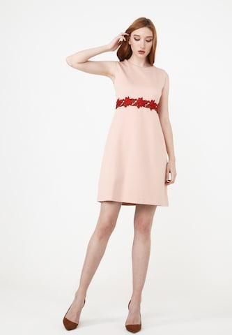 Madam-T Dress 'Eloni' in Pink