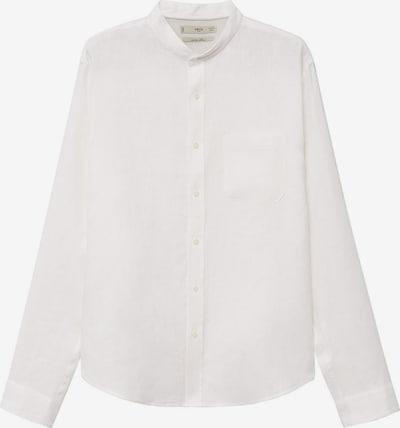 MANGO MAN Overhemd in de kleur Offwhite, Productweergave