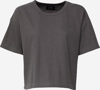 CASA AMUK Camiseta 'Waffle' en gris oscuro, Vista del producto