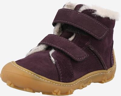 Pepino Pirmo soļu apavi 'LIAS', krāsa - plūmju, Preces skats