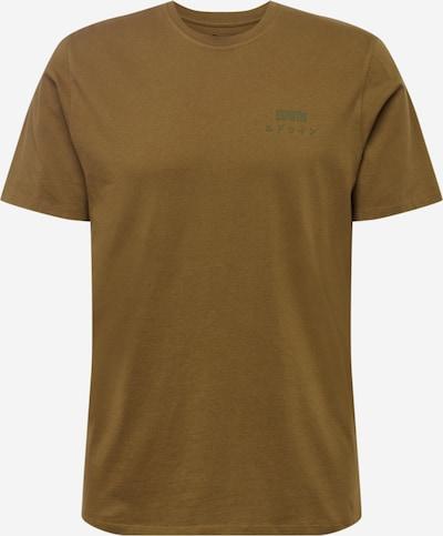 EDWIN T-shirt i oliv, Produktvy