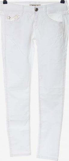 Killah Röhrenhose in S in weiß, Produktansicht